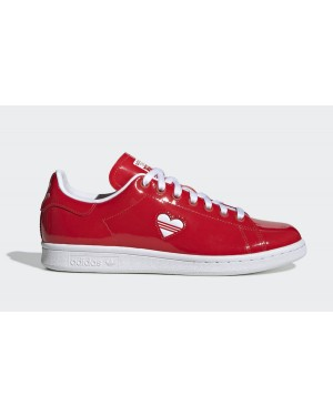 adidas Stan Smith Dam G28136 Skor - Röd
