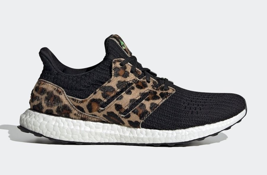 "adidas Ultra Boost DNA ""Leopard"" Skor FZ2731"