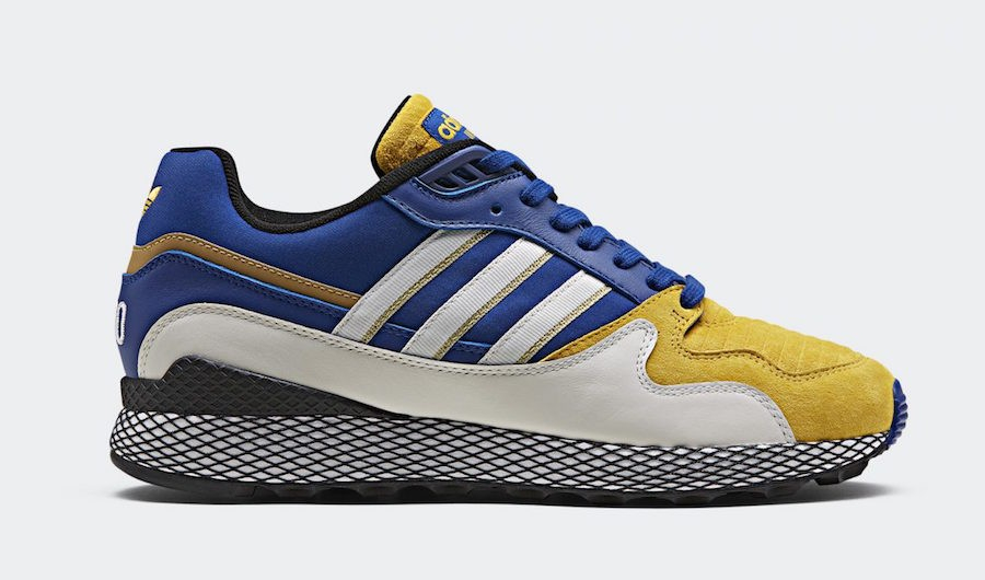 "Dragon Ball Z x adidas Ultra Tech ""Vegeta"" Skor D97054 - Herr"
