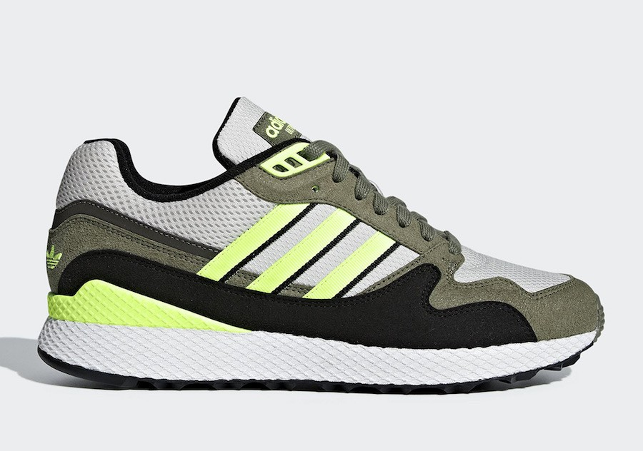 adidas Originals Ultra Tech BD7937 Skor - Khaki