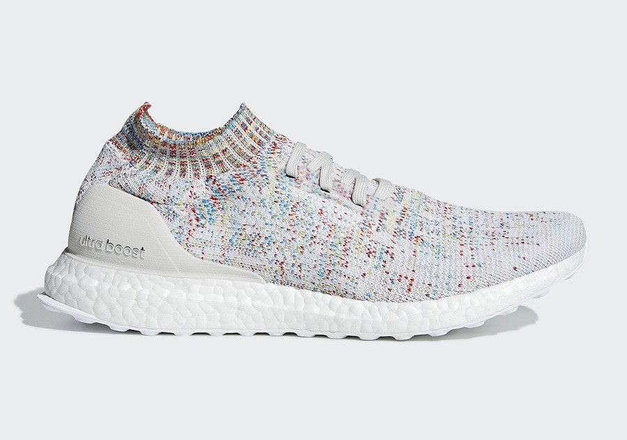 adidas Ultra Boost Uncaged B37691 Skor - Multicolor