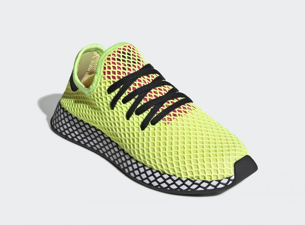 huge selection of 4c739 44642 Fler bilder. adidas Deerupt Runner Skor CG5943 - Herr