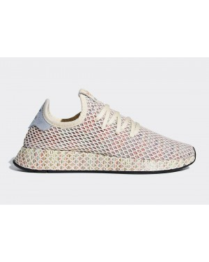 the latest 095fc 25f26 adidas Originals Deerupt Pride Skor CM8474 ...