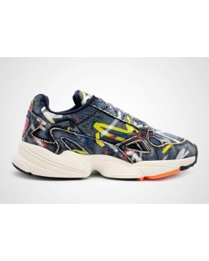adidas Originals Falcon Dam CG6249 Skor - Blå/Multicolor